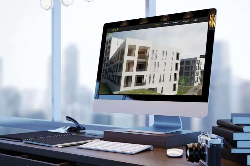 BST-Arkkitehdit verkkosivut