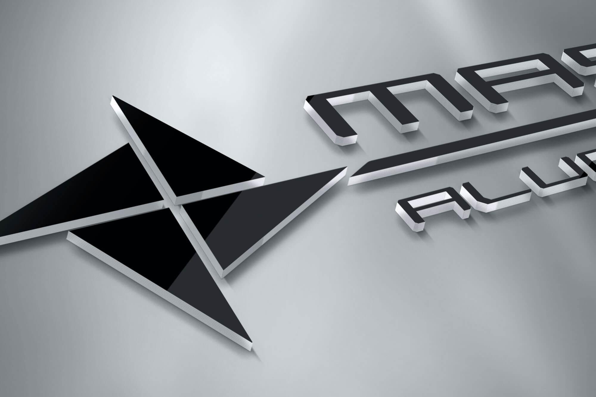 Master logo ja brändi