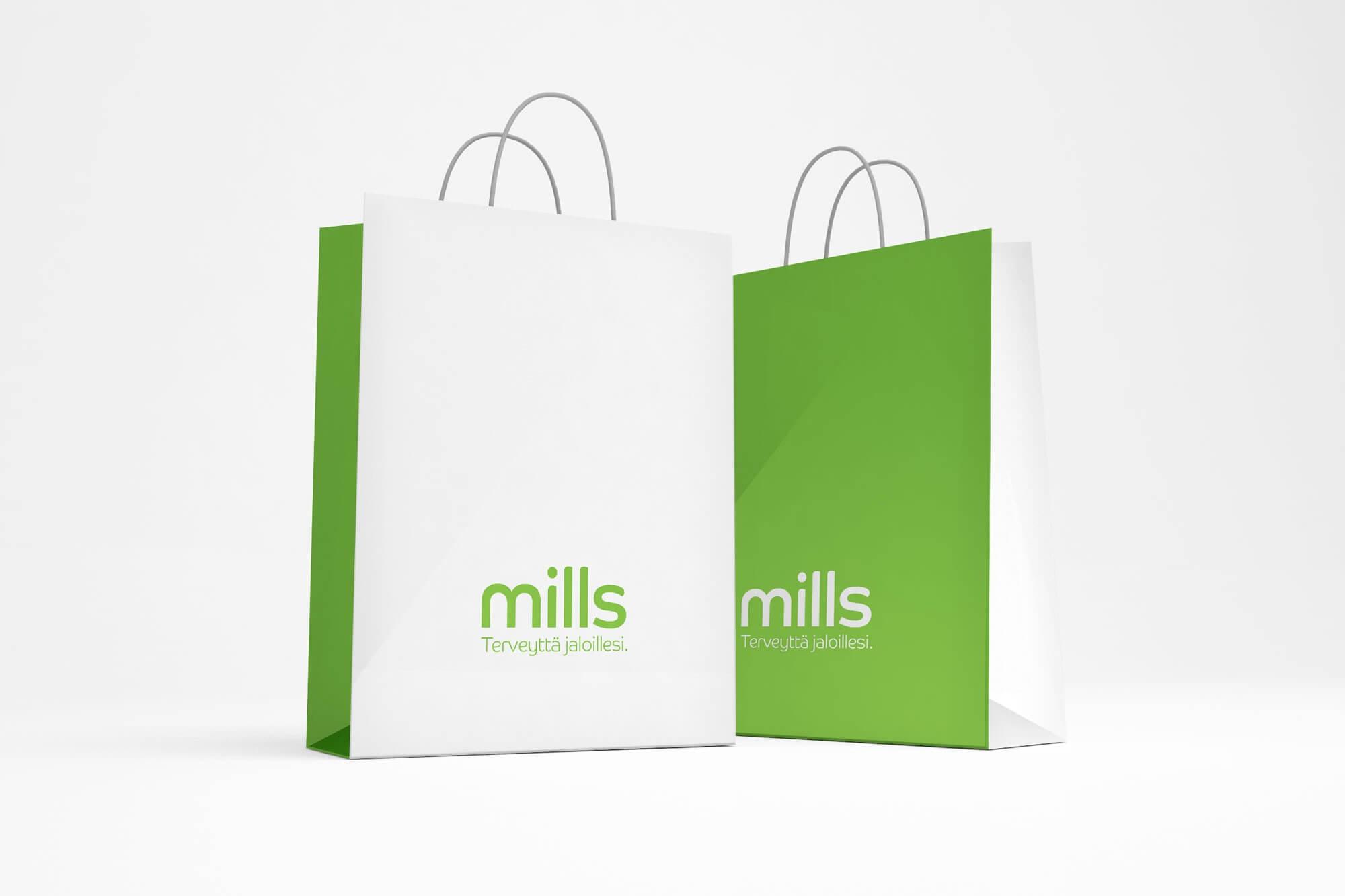 Mills oheistuotteet