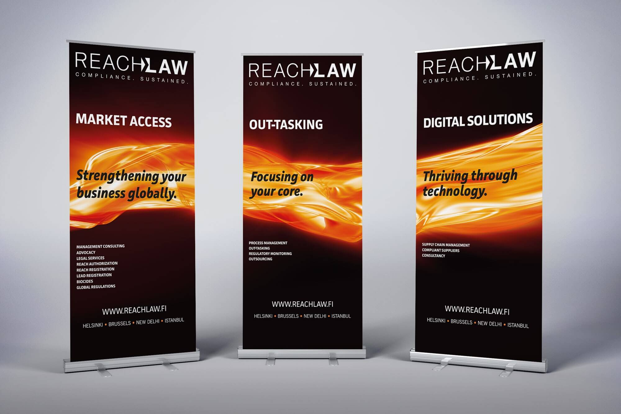 REACHLaw  roll-upit