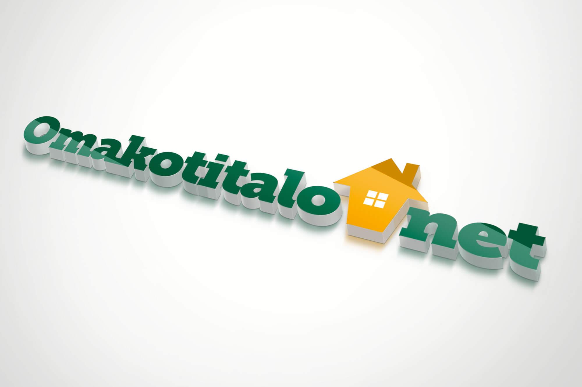 Omakotitalo.net logo