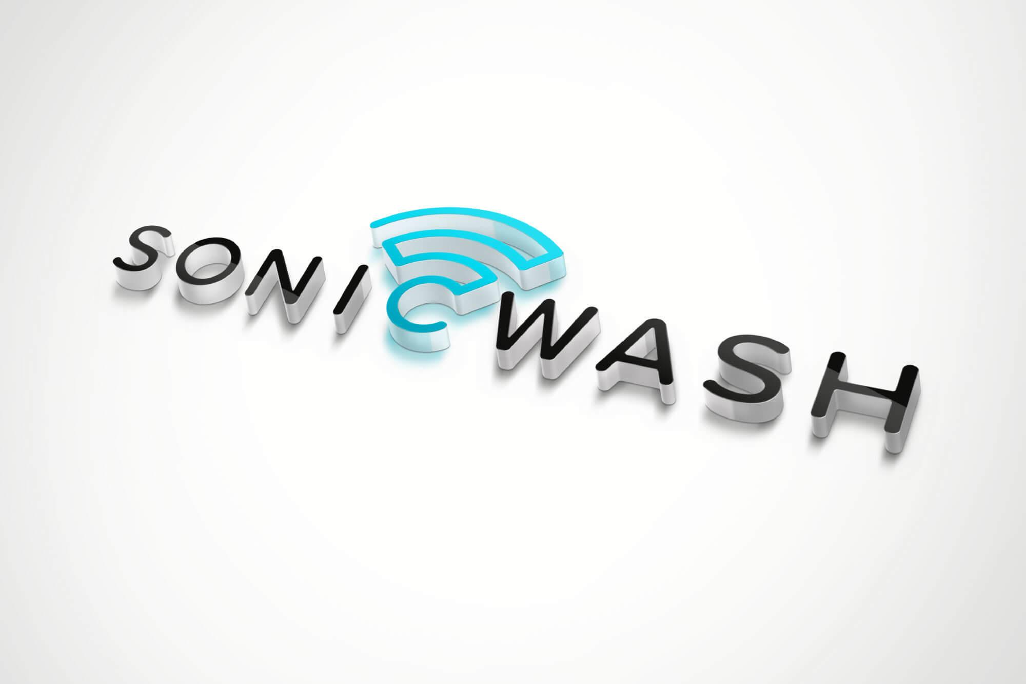 Sonicwash logo