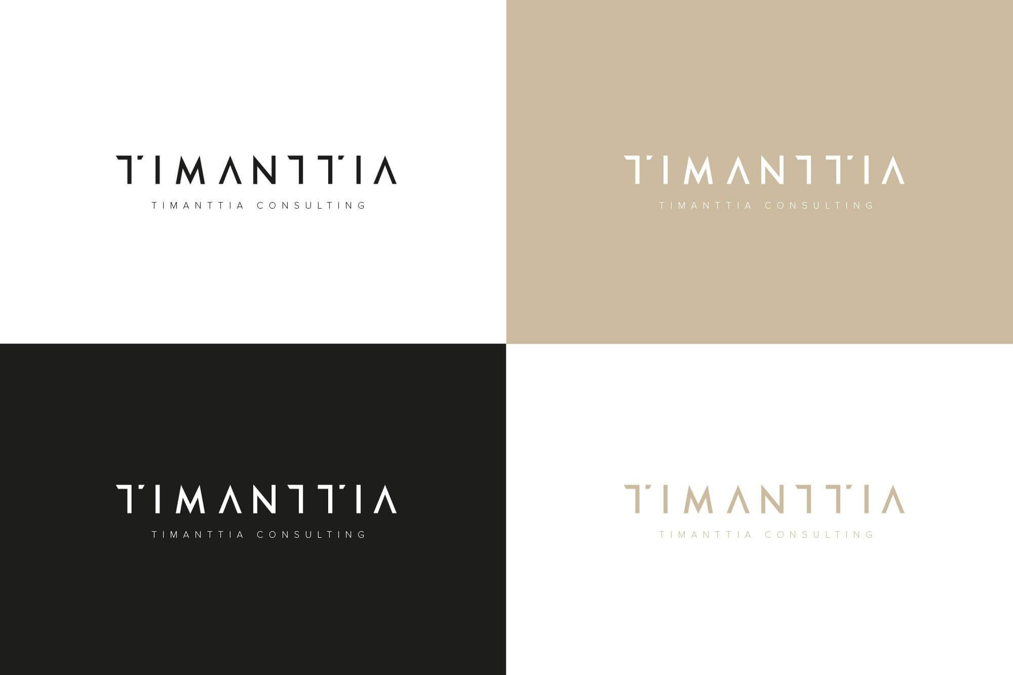 Timanttia logo