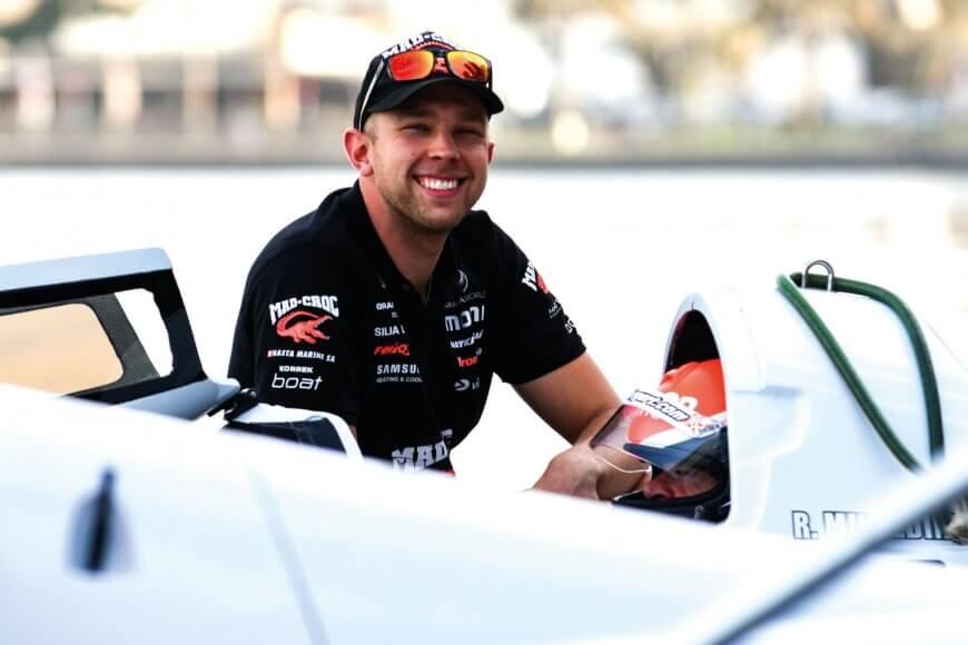 Formula 1 -kilpaveneilijän brändäys kansainvälisille markkinoille