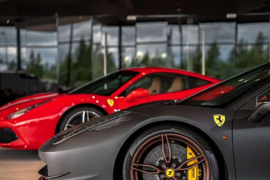 Ferrari vahvistaa jalansijaansa Suomessa ja Pohjoismaissa
